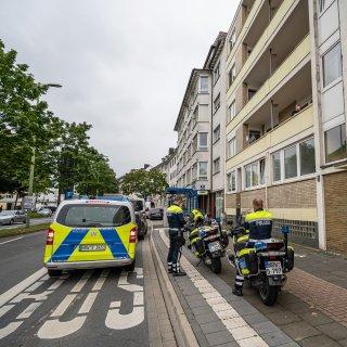 Hagen: Polizei entlässt drei Menschen aus Gewahrsam