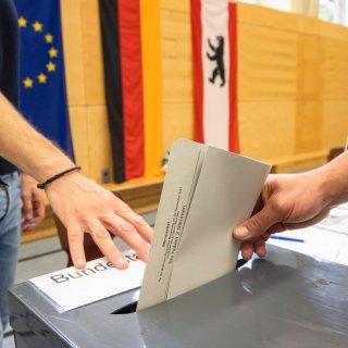 Bei der Wahl in Berlin ging am Sonntag einiges schief.