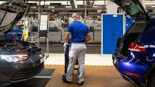 VW: Im Betriebsrat träumt man bereits von der Zeit nach der großen Chipkrise. (Archivbild)