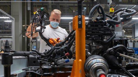 Rund 3.000 Mitarbeiter von VW haben ein neues Angebot schon genutzt. (Symbolbild)