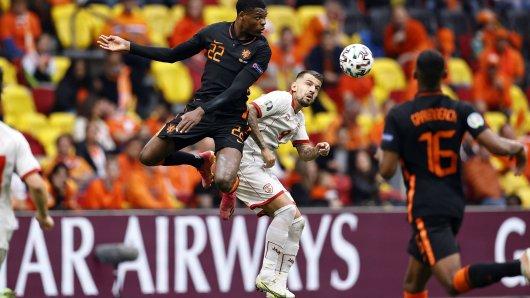 Nordmazedonien spielt gegen Niederlande mutig auf, wird aber dafür eiskalt bestraft.