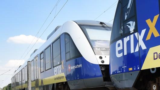 Die Regionalbahn ERIXX (Symbolbild)