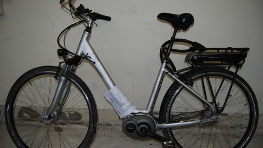 Dieses E-Bike möchte gerne zurrück zu seiner Besitzerin.