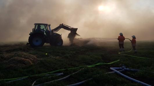 Ein Junge aus Meinersen und einer aus Hannover sollen den Brand gelegt haben.