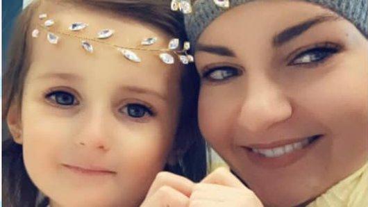 Mit diesem Bild hat Martina bei Facebook die Geschichte ihrer Tochter erzählt.