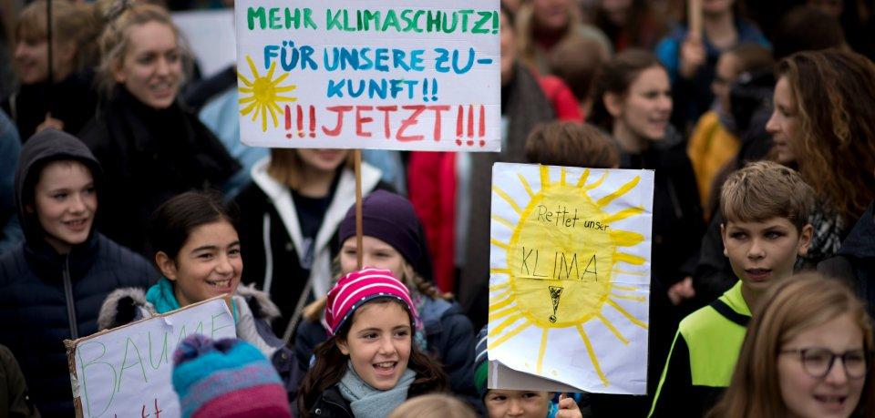 Fridays for Future will in Gifhorn wieder auf die Straße gehen. Wie immer freitags, aber diesmal etwas später. (Symbolbild)