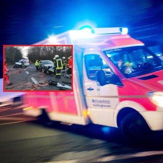 Auf der B188 im Kreis Gifhorn ist es zu einem schweren Unfall gekommen.