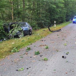 Im Landkreis Gifhorn hat es einen tödlichen Unfall gegeben.
