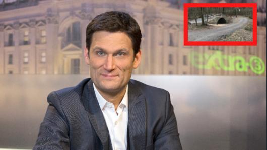"""Die Napoleonsbrücke in Gifhorn war Thema bei """"extra3""""."""