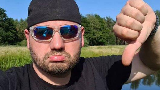 """Patrick """"Grofy"""" Grofmeier aus Seershausen im Landkreis Gifhorn hat inzwischen eine Fangemeinde im Internet. Dass sich sein Leben so entwickelt, habe er sich vor ein paar Jahren nicht vorstellen können, sagt er."""