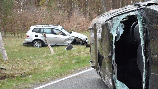 Schwerer Unfall im Kreis Gifhorn!