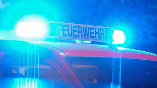 Kreis Gifhorn: Die Feuerwehr wurde um etwa Mitternacht alarmiert. (Symbolbild)