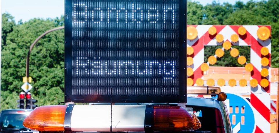 Wegen scharfer Munition aus dem Zweiten Weltkrieg wird in Braunschweig evakuiert. (Archivbild)