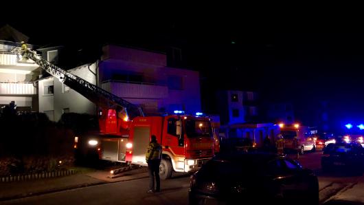 Einsatz Am Breitenberg für die Feuerwehr Stadt Bad Harzburg.