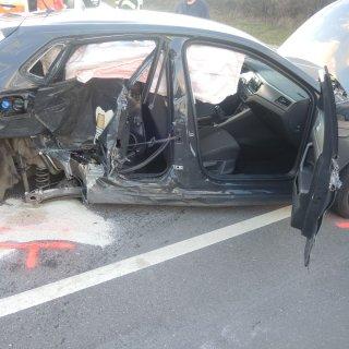 Im Harz hat es einen schweren Unfall gegeben. In Stapelburg wurden zwei Menschen verletzt.