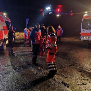 Großeinsatz für Polizei und Bergwacht in Clausthal-Zellerfeld! Im Harz hatte sich ein Junge im Wald verlaufen...