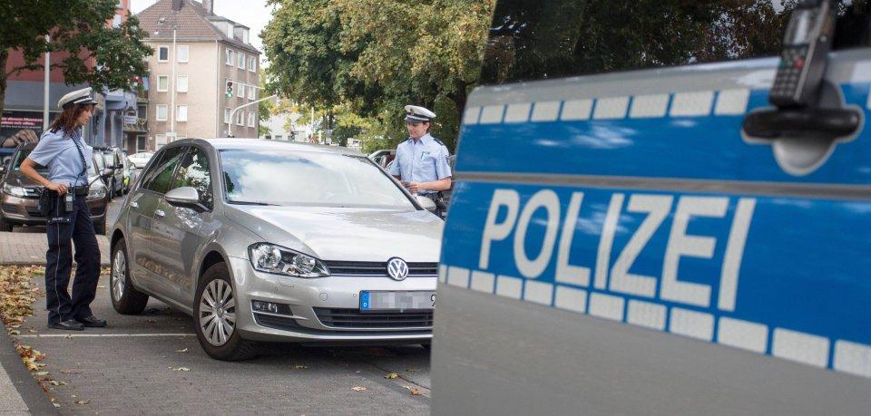 Im Harz ist ein Autofahrer der Polizei ins Netz gegangen. Und das gleich zweifach... (Symbolbild)