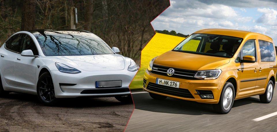 Ein Streit zwischen einem VW- und einem Tesla-Fahrer bei Goslar schaukelte sich hoch.