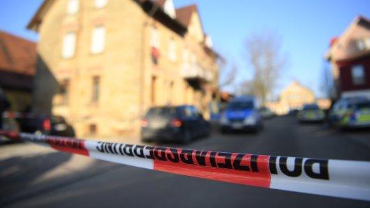 In Quedlingburg am Harz ist am Montagabend ein Mann erschossen worden! (Symbolbild)
