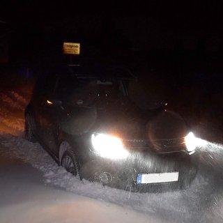 Im Harz mussten sich viele Autofahrer einer Nervenprobe stellen.
