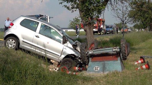 Im Harz hat es einen schweren Unfall gegeben.