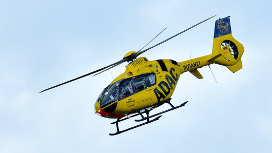 Im Harz stürzte eine Rentnerin. Sie wurde in eine Unfallklinik geflogen. (Symbolbild)