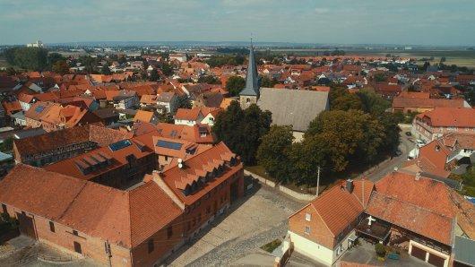 Die Ortschaft Harsleben im Harz: Eine ganz bestimmte Sache ist jetzt neu in der Gemeinde! (Archivbild)