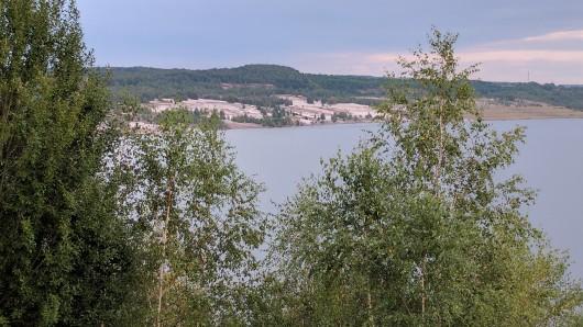 Der Lappwaldsee bei Helmstedt (Archivfoto).