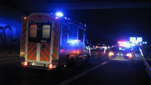 Die Besatzung des Tanklöschfahrzeuges der Feuerwehr Flechtorf, welche am Feuerwehrhaus in Bereitstellung wartete, brauchte nicht mehr ausrücken.