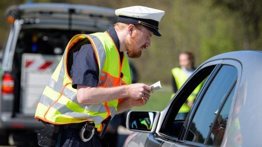 Die Polizei kontrollierte in dieser Woche verschärft auf der A2. Symbolbild