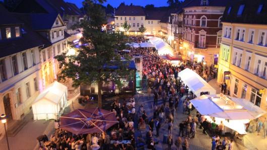 Es wird wieder voll auf dem Marktplatz. Zum 30. Mal startet das Ducksteinfest in Königslutter.