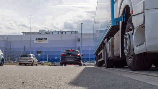 Der Versandriese Amazon plant offenbar ein Logistikzentrum in Helmstedt
