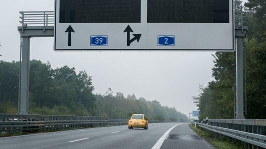 Auf der A2 und A39 kommen Sperrungen auf dich zu! Wo du mit Umleitungen rechnen musst, liest du hier. (Archivbild)