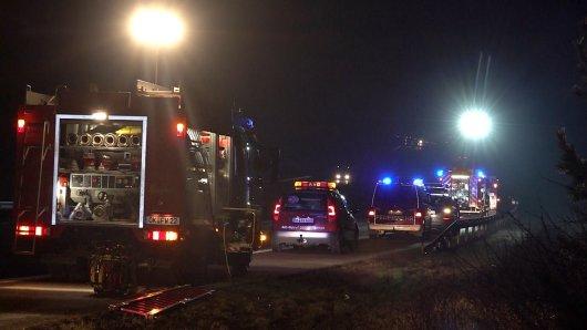 Schwerer Unfall auf der A2 bei Helmstedt!