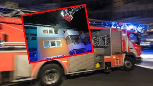Nächtlicher Einsatz für die Feuerwehren aus Helmstedt und Emmerstedt!