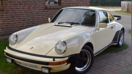 Der Porsche dürfte auffallen, wenn er durch die Stadt fährt.