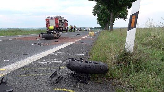 Schrecklicher Unfall im Kreis Helmstedt!