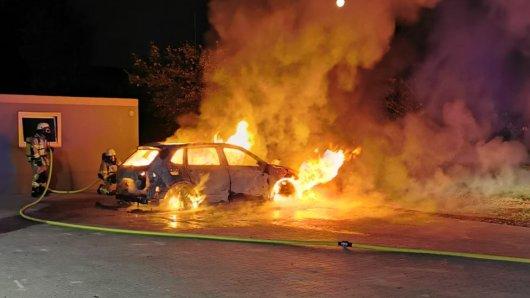 In Velpke im Kreis Helmstedt kam es vergangenen Freitag zu einem Fahrzeugbrand – schon wieder!