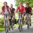 Umsteigen auf das Fahrrad