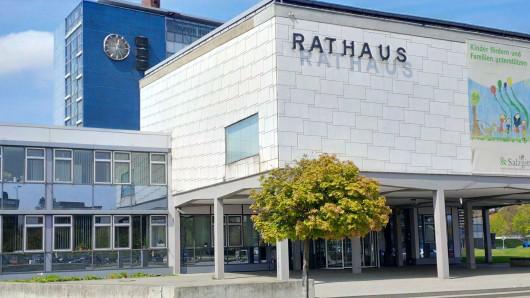 Das Rathaus in Salzgitter.