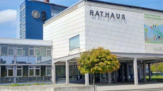 Aufatmen im Rathaus in Salzgitter. (Archivbild)