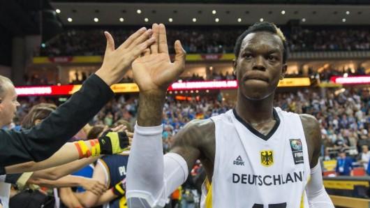 Baskettballer Dennis Schröder