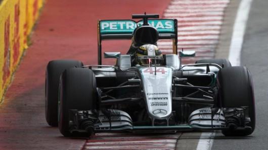 Lewis Hamilton hat am Sonntag den Großen Preis von Kanada gewonnen.