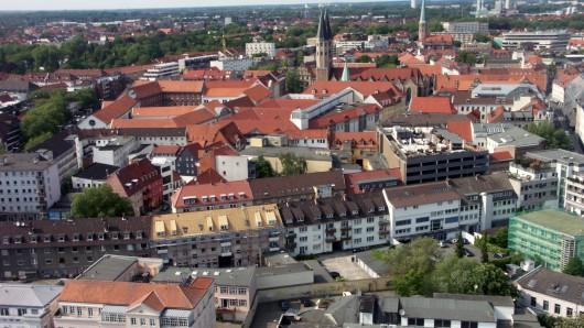 In Braunschweig sind die Wohnungen knapp und deshalb vergleichsweise teuer.