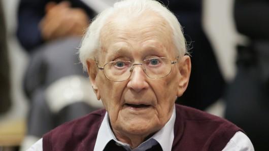 Oskar Gröning wurde wegen Beihilfe zu vier Jahren Haft verurteilt.