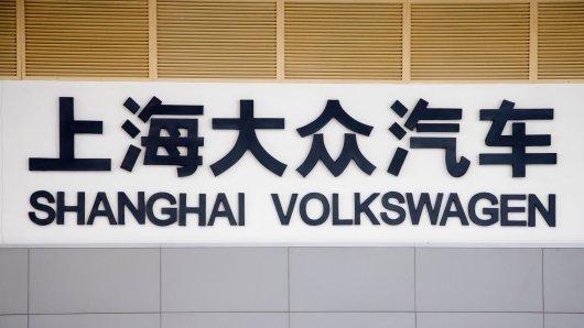 Auf Chinas Automarkt tut sich VW in Sachen Elektromobilität schwer. (Symbolbild)