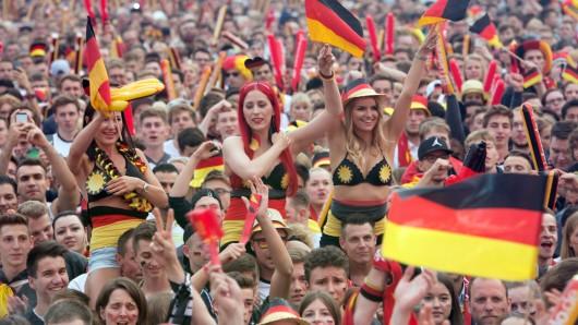 Mit news38.de zum Public Viewing nach Wolfenbüttel: Ob die deutschen Fans wieder so jubeln können?