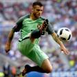 Stürmt Wolfsburgs Vieirinha heute mit Portugal ins Halbfinale?