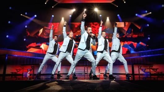 Die Backstreet Boys sind die erfolgreichste Boy-Group der Welt.