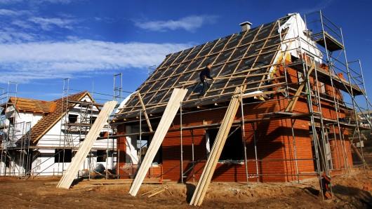 Mehr Wohnraum - mehr Einwohner: In Braunschweig wird gebaut, damit die Einwohnerzahl der Stadt wieder steigt.